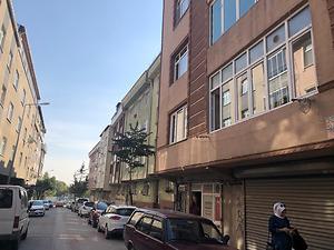 Sultangazi Cebeci Mahallesi'nde 101 m2 Daire