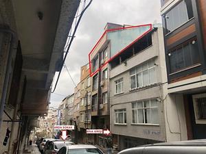 Gaziosmanpaşa Merkez'de 93 m2 Daire