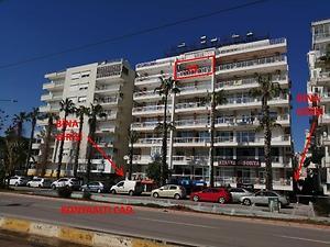 Antalya Muratpaşa ilçesi Bahçelievler Mahallesi'nde Kiracılı 3+1 Daire