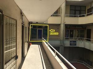 Tarsus Şehit Cengiz Topel Caddesi Baltalı İşhanı'nda Büro
