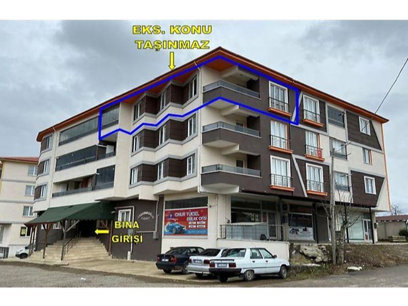 Düzce Cumayeri Orta Mahallesi'nde 116 m2 Daire