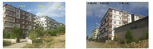 Yozgat Menderes Bulvarı Durak Doğan Sitesi'nde İskanlı 3+1 Daire