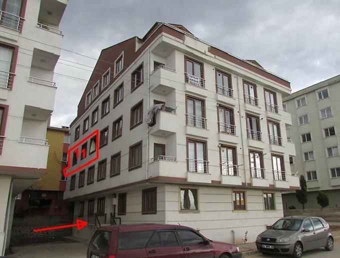 Kocaeli Gebze Adem Yavuz Mahallesi'nde Natamam 2+1 Daire