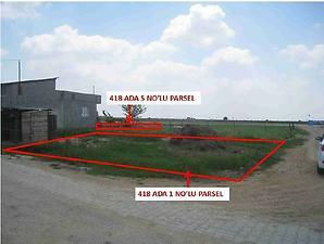 Adana İmamoğlu Fatih Mahallesi'nde 330 m2 Konut İmarlı Arsa