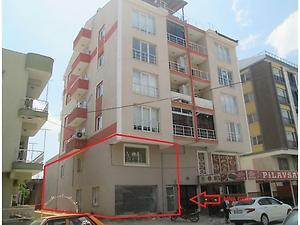 Çanakkale Ezine Camikebir Mahallesi'nde 370 m2 Depolu Dükkan