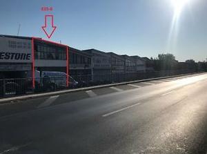 Kırklareli Lüleburgaz Eski Sanayi Sitesi'nde İskanlı 95m2 Dükkan