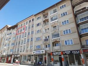 Sivas Merkez Çarşıbaşı Mahallesi'nde İskanlı 3+1 Daire