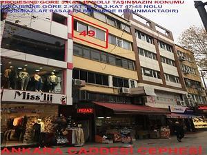 İstanbul Kartal Özdemir Pasajı'nda 15 m2 Hisseli Ofis