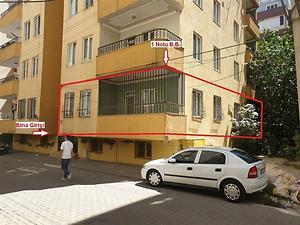Şanlıurfa Viranşehir Yenişehir Mahallesi'nde 3+1 140m2 Daire