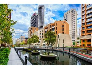 Çankaya Oran Mahallesi Sinpaş Altınoran Projesi'nde 209 m2 3,5+1 Kiracılı Dubleks Daire