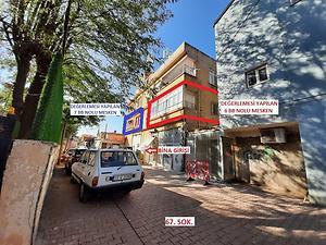 Şanlıurfa Hilvan Karacurun'da 2+1 Daire 142 m2