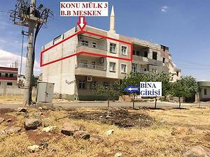 Şanlıurfa Viranşehir Emiroğlu Mahallesi'nde 3+1 Daire 184 m2