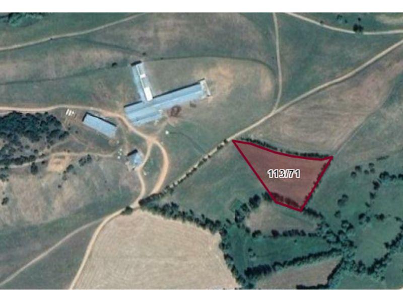 Gümüşhane Köse Akbaba Köyü'nde 4960 m2 Tarla