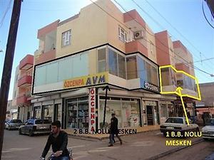 Şanlıurfa Viranşehir Kışla Mahallesi'nde 95 m2 Daire