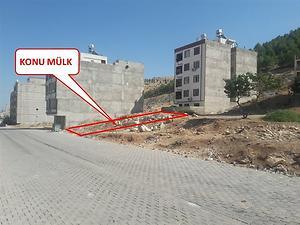 Şanlıurfa Eyyübiye Direkli Mahallesi'nde Konut İmarlı 259m2 Arsa