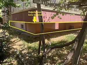 Antalya Korkuteli Aşağıpazar Mahallesi'nde 45m2 Depo