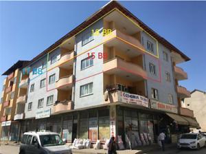 Kahramanmaraş Afşin Dedebaba Mahallesi'nde 3+1 153 m2 Daire