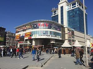 İstanbul Esenyurt Eskule AVM'de İskanlı 122 m2 Dükkan