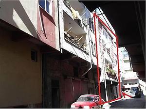 Samsun Ayvacık'ta 425m2 Komple Bina