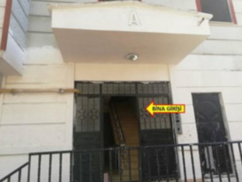 Şanlıurfa Haliliye Karşıyaka Mahallesi'nde İskanlı 2+1 Daire