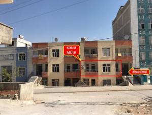 Şanlıurfa Eyyübiye Yenice Mahallesi'nde 1+1 58 m2 Daire