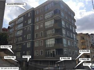 İstanbul Ümraniye Armağan Evler Mahallesi'nde 52m2 1+1 Daire