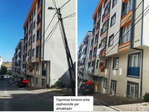 İstanbul Esenyurt İncirtepe Mahallesi'nde 1+1 62 m2 Daire