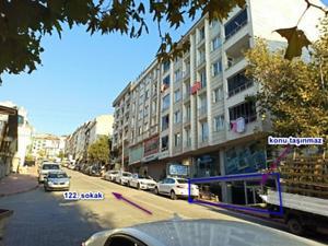 İstanbul Esenyurt Namık Kemal Mahallesi'nde 322 m2 Depolu Dükkan