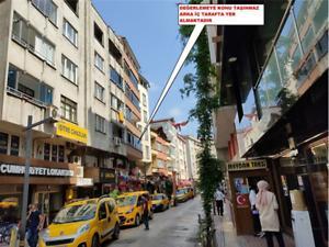 Samsun Terme Fenk Mahallesi'nde 350 m2 Ofis