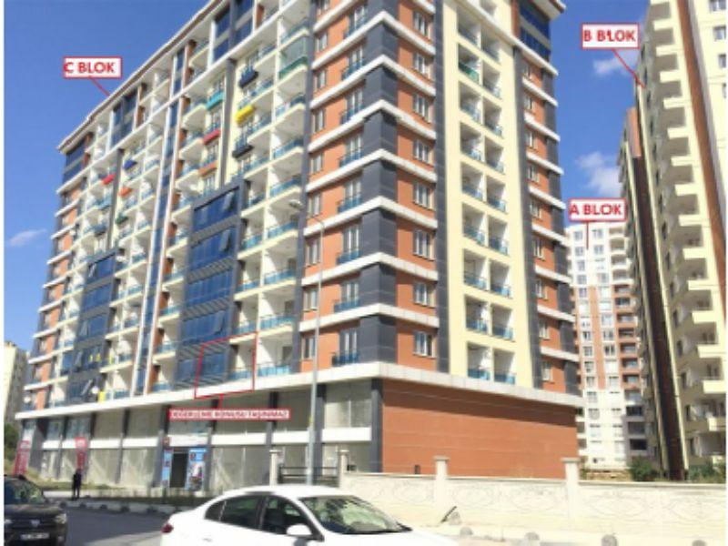 Tekirdağ Çerkezköy Cumhuriyet Mahallesinde 56m2 1+1 Daire