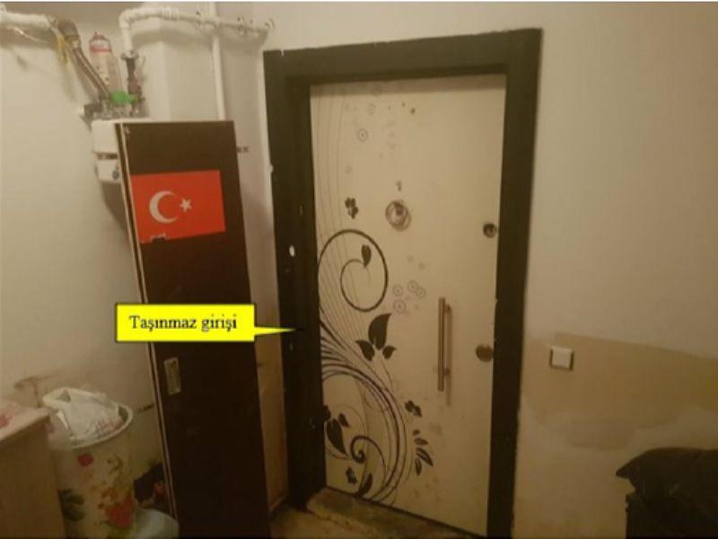 İstanbul Esenyurt Barbaros Hayrettin Paşa Mahallesi'nde 76m2 2+1 Daire