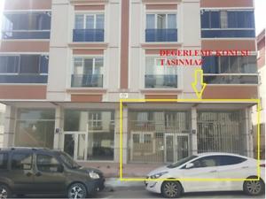 Ankara Sincan Sakarya Caddesi'ne Cepheli 109 m2 İskanlı Dükkan