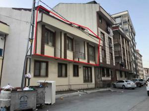 İstanbul Eyüpsultan Çırçır Mahallesi'nde 4+1 Çatı Piyesli Daire