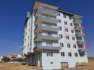 Kırıkkale Yahşıhan Yenişehir Mahallesi'nde Natamam 2+1 Daire