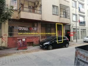 Mersin Akdeniz Hamidiye Mahallesi'nde 141 m2 Depo