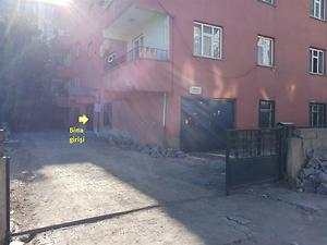 Bitlis Tatvan Saray Mahallesi'nde 120 m2 İskanlı Daire