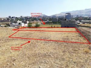 Siirt Kurtalan Sümer Mahallesi'nde 600 m2 İmarlı Arsa