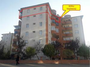 Van İpekyolu Hatuniye Mahallesi Durukent Sitesi'nde 175 m2 İskanlı Daire