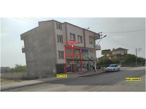 Şanlıurfa Viranşehir'de 154 m2 2 Adet Dükkan