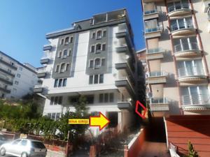 Ankara Keçiören Şehitkubilay Mahallesi'nde 3+1 89 m2 İskanlı Daire