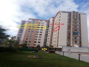 İstanbul Esenyurt Barbaros Hayrettin Paşa Mahallesi'nde 2+1 69 m2 Daire