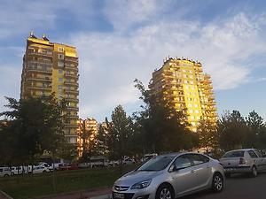 Diyarbakır Diclekent Mahallesi Güzel Feza Evleri Sitesinde 4+1 Daire
