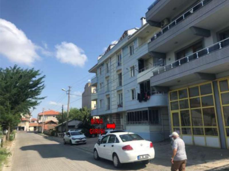 Tekirdağ Muratlı İstiklal Kurtpınar Mahallesi'nde İskanlı 3+1 Daire