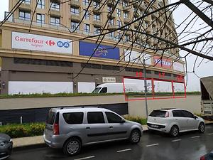 İstanbul Viaport Venezia'da 235 m2 Dükkan