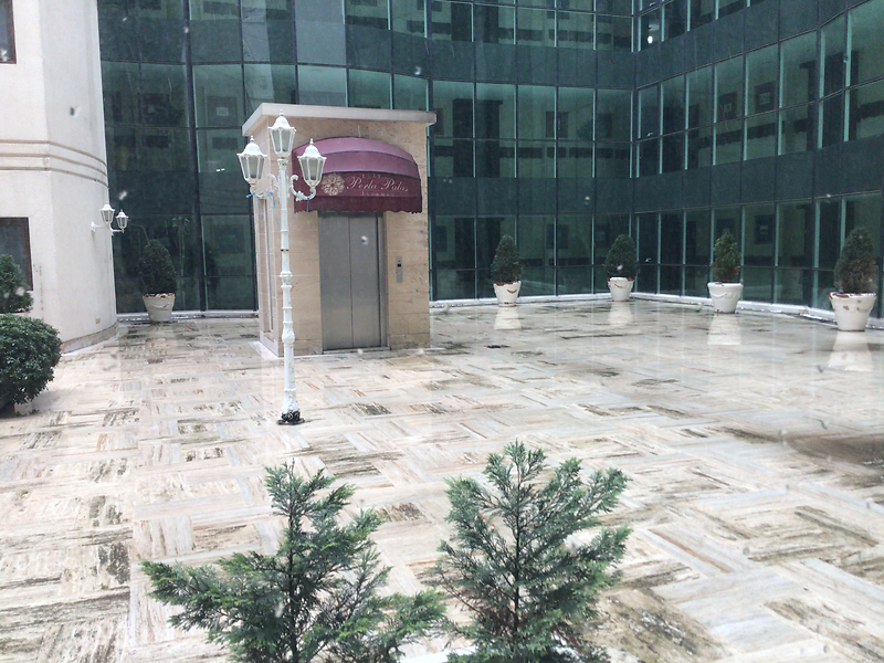 İstanbul Pendik Kurtköy Elit Perla Palas Residence'ta İskanlı 1+1 Daire