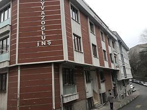İstanbul Kağıthane Gürsel Mahallesi'nde 2+1 Dubleks Daire