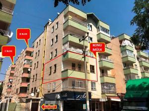 Şanlıurfa Haliliye Paşabağı Mahallesi'nde 2+1 105 m2 Daire