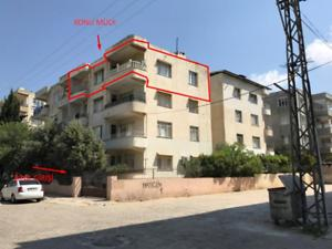 Hatay Reyhanlı Bağlar Mahallesi'nde 3+1 139 m2 Daire