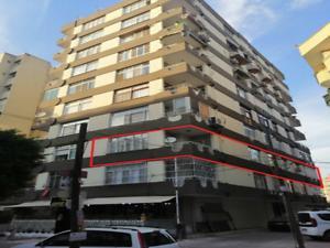 Adana Seyhan Reşatbey Mahallesi'nde 3+1 155 m2 Daire