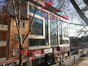 Bilecik Merkez İstiklal Mahallesi'nde 1+1 30 m2 Daire